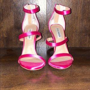 Steve Madden Pink High Heels